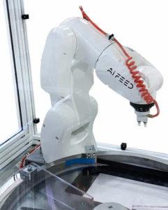 aifeed robotic hand